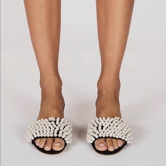 3d32572b7cff Tory Burch Tatiana pearl sandals